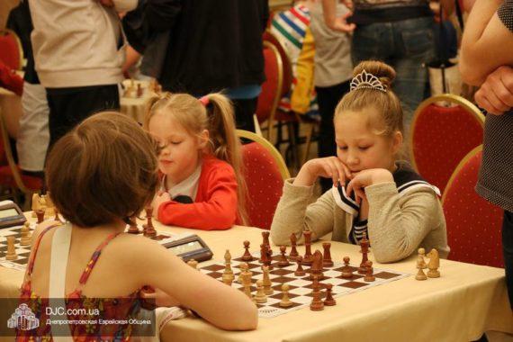 Фото «Ход королевы» 2018 (детский турнир)