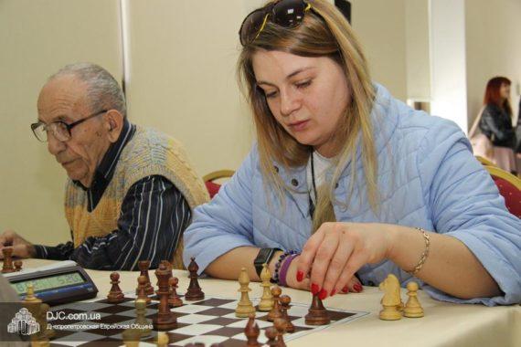 Фото «Ход королевы» 2018 (общий турнир)