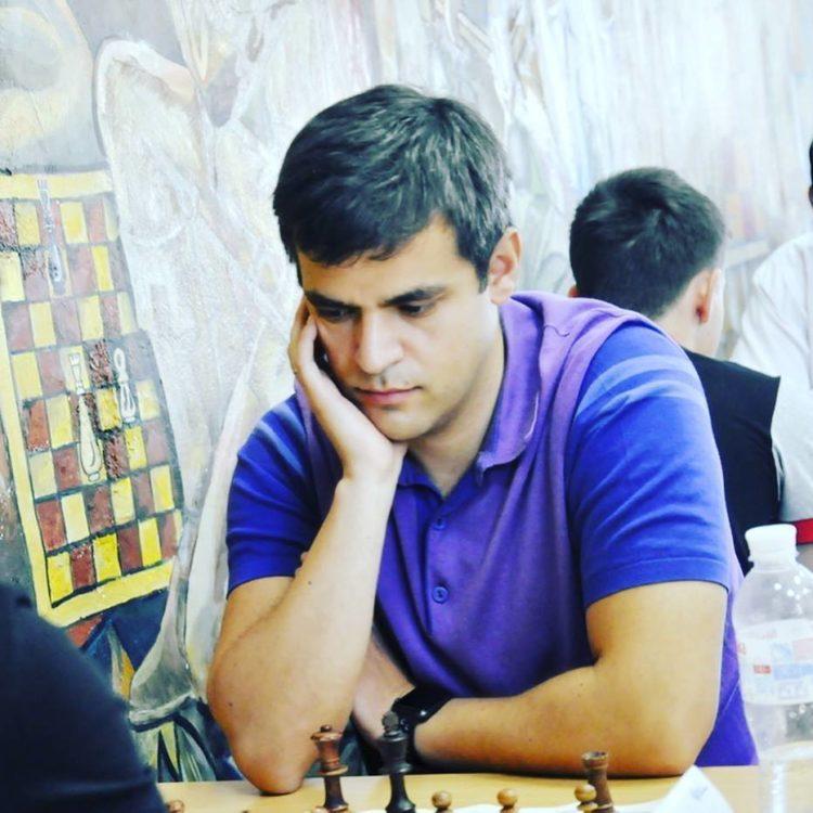 Марков Алексей Михайлович