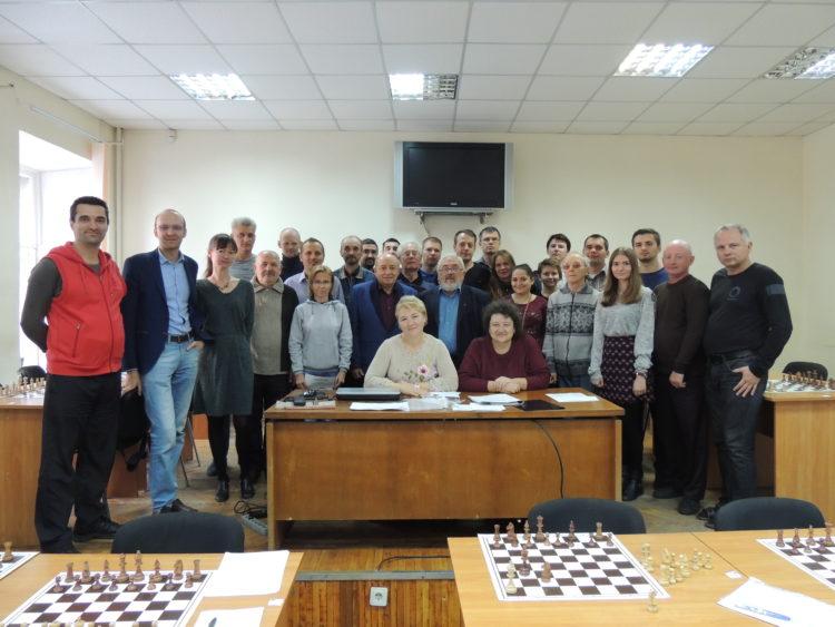 Всеукраинский судейский семинар