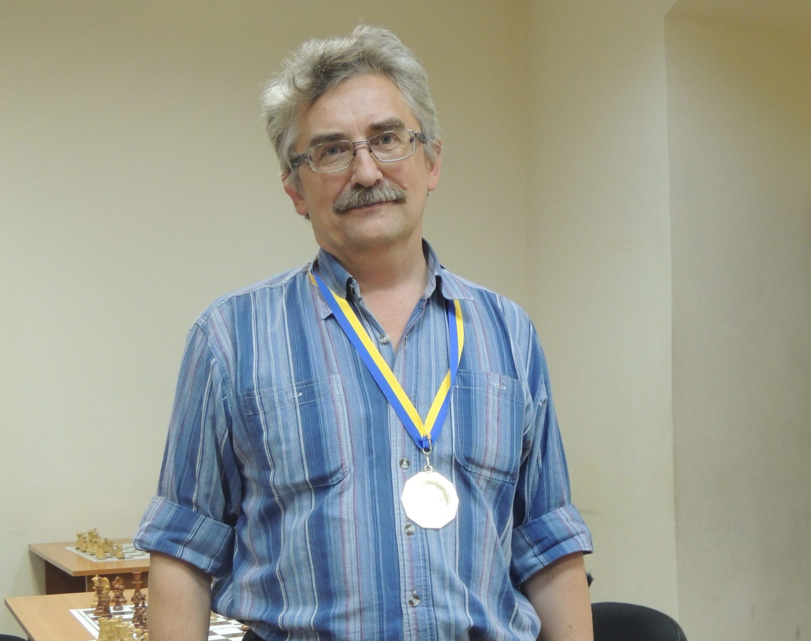 В.Жалдыбин - чемпион Днепра 2018