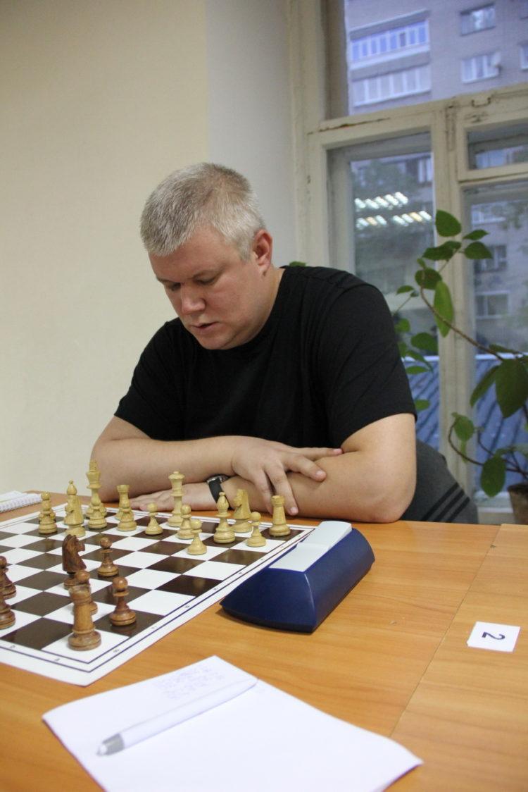 Чемпионат Днепра (тур 1)