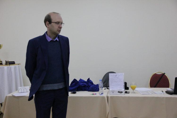 Фото Кубка Председателя Федерации 2018
