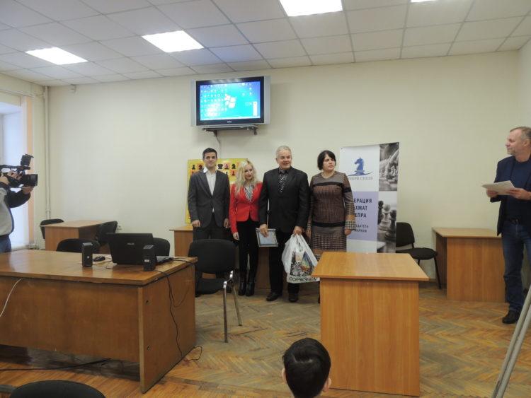 Фото церемонии награждения тренеров 24-01-2019