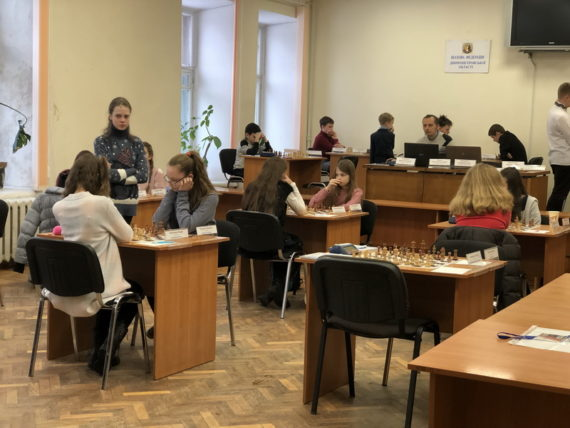Фото чемпионата Украины 2019 до 14 лет (классика)