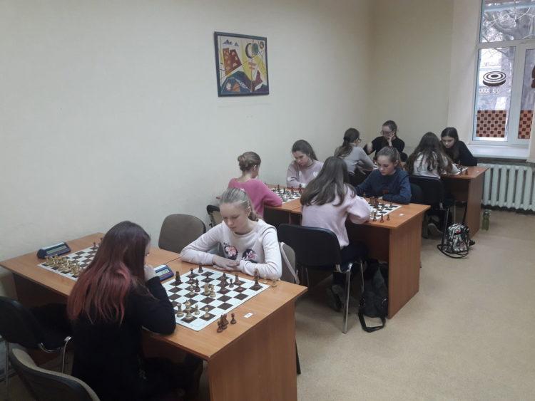 Фото чемпионата Украины 2019 до 14 лет (рапид и блиц)