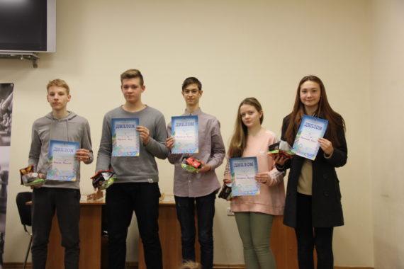 Фото чемпионата Днепра среди юношей (блиц, часть 1)