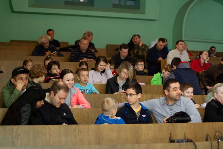Фото мастер-класса Я.Зинченко, 7 апреля 2019