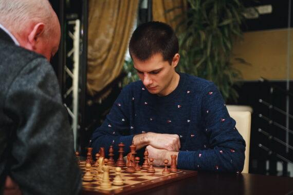 """Турнир среди компаний «Corporate chess» 19 февраля 2020 г, ресторан """"Пальмира"""""""
