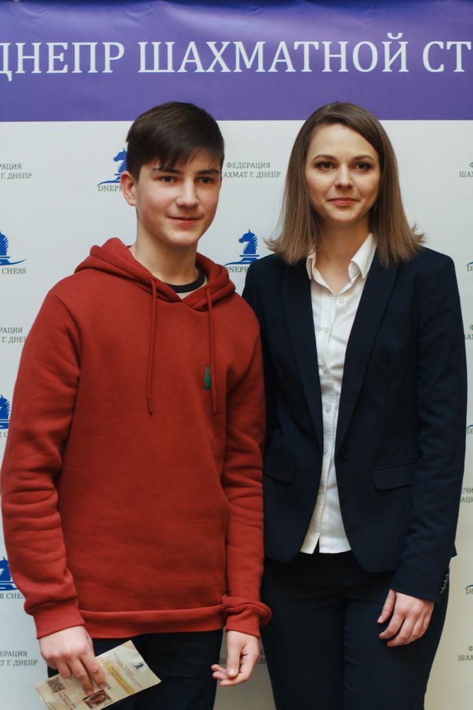 Творческая встреча с Анной Музычук 9 февраля 2020 г.