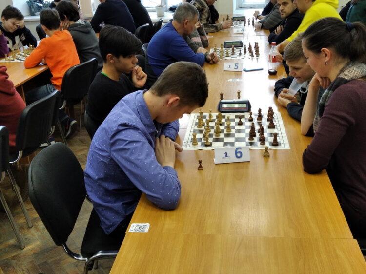 Турнир по парным шахматам 29.02.2020г.