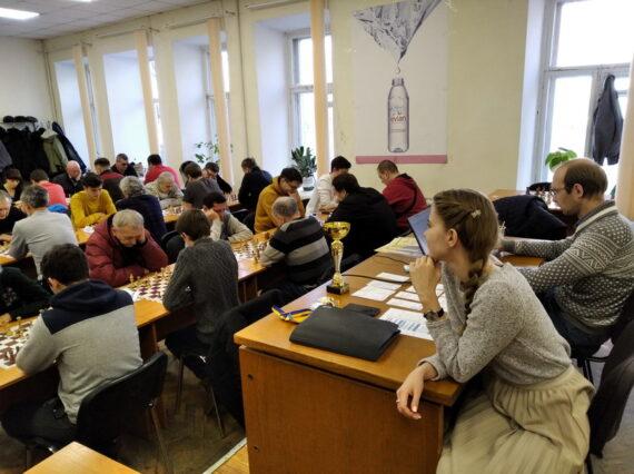 Кубок ФШД среди любителей 1.03.2020г.